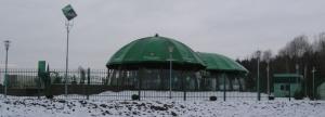 г.Кобрин, кафе Беларуснефть, ограждение территории